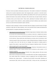 Enterprise Rent A Car_Case Memo_Final.docx