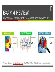 Exam 4 REVIEW.pptx