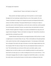 langston hughes salvation essay salvation langston hughes was a 3 pages johnathan edward s essay