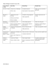 Assignment - Academic Success Strategies Template-1.doc