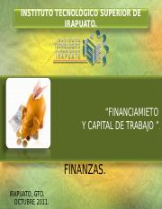 FINANCIAMIENTO-CAPITAL TR 2