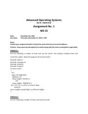 Assignment_1Advanced_Operating_Systems