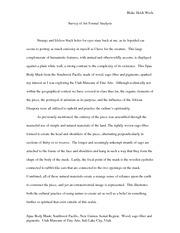 Essay formal