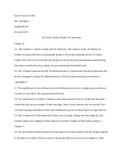 The Great Gatsby Chapter 4-6 Questions.docx