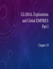 Global Explorations and Global Empires 1.ppt