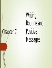 Busn 102 - Chapter 7 - 2015.ppt