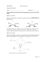 MSE160 2014 Quiz 2 (Ver.3)_Solutions