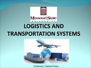 PART 6 - International Transportion - Incoterms