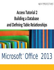 ms office 2013 access tutorial