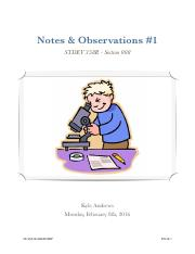 Notes & Observations #1.pdf