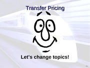 Chap013 Transfer Pricing