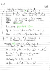Handwritten lecture notes 5