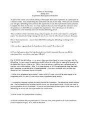 Experiment_Participation_Worksheet