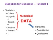 Statistics_for_Business_-_Tutorial_1