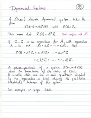 Lecture 23 Notes, 5-28-2014