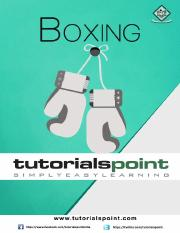 boxing_tutorial