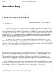 Literary Analysis Final Draft _ Samantha's Blog.pdf
