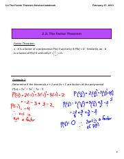 2.2 The Factor Theorem.pdf