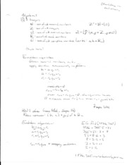 Algebra 1 lecture notes 1