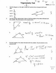 Unit 1 Test - Solutions.pdf
