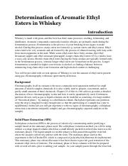 Experiment 7 Whiskey Analysis_2016 .pdf
