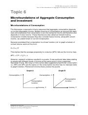 Topic_6_Microfoundations of Aggregate Consumption and Investment.pdf