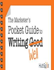 The_Marketers_Pocket_Guide_to_Writing_Good