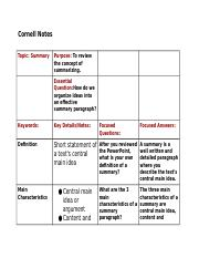 Copy of Cornell Notes_ Summary 2.docx