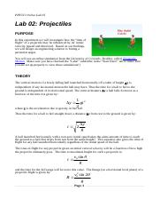 PHY213_OnlineLab_02_Projectiles(1).docx