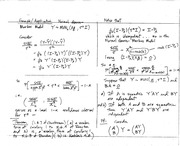 Stat 511 Gauss Markov Model Application Notes