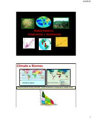 3.2 Global Patterns in Productivity &  Biodiversity.pdf