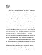 mesopotamia study resources 2 pages history 261 essay 3
