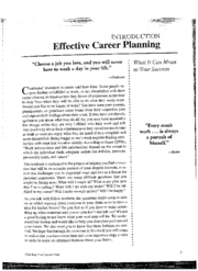 Oct15_Effective_Career_Planning_Intro_Ch