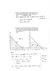 Homework Answer to Consumer Surplus Tutorial Question (Solution)