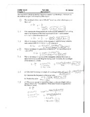 Worksheet #4