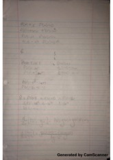 Derivation Rules Lecture Notes
