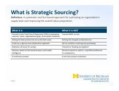 What-is-strategic-sourcing-102811
