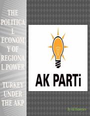 Ali Huseynov Turkish Politics