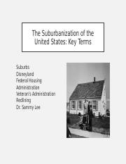 Week 4-Lecture 3-Suburbanization of US.ppt