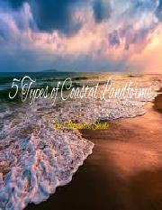 5 Types of Coastal Landforms