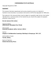 EDU10445-Turner_Kathy-Essential_academic_skills-Chapter_9_Collaborative_Learning_Working_in_Group-pp
