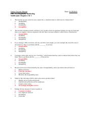 Quiz 2 and 3 Marketing.doc