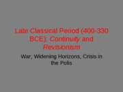 late_classical