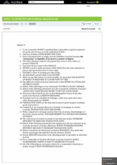 Exam 1 for ECON 2035 with Professor Albrecht at LSU: Koofers.pdf