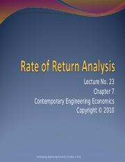 08_Rate-of-return