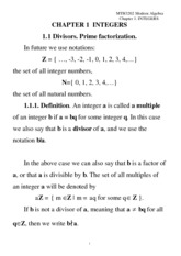 CHAPTER 1 INTEGERS_Capital_