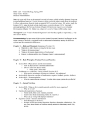 Study Guide Exam 2 Biology 2