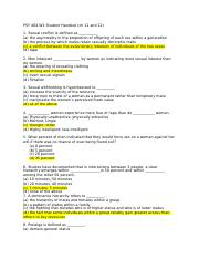 Evolutionary Psy Ch 11 and 12 Quiz Student Handout.docx