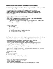 Kamloops Round Dance Study Notes