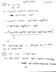Thermal Physics Solutions CH 4-5 pg 140